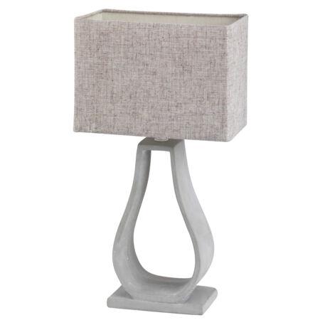 Rábalux Robert asztali lámpa - szürke