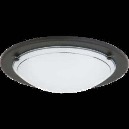 Rábalux Ufo mennyezeti lámpa - fekete - 28,5 cm