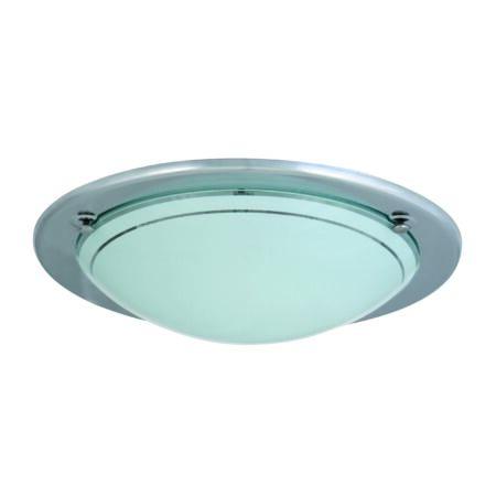 Rábalux Ufo mennyezeti lámpa - króm - 28,5 cm