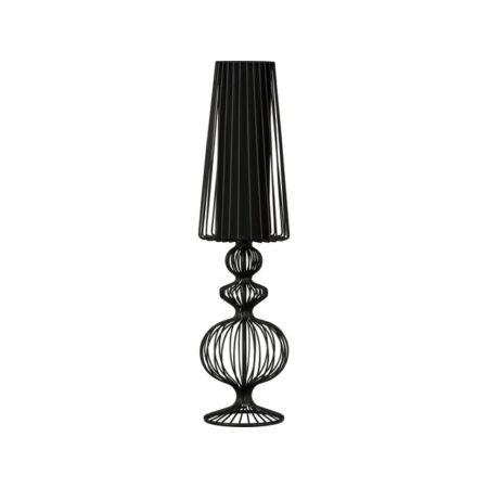Nowodvorski Aveiro Black asztali lámpa - 78 cm