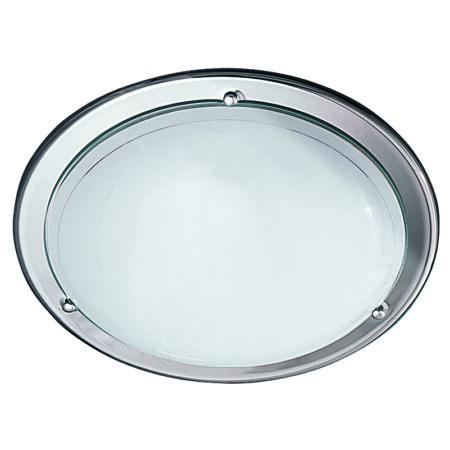 Rábalux Ufo mennyezeti lámpa - króm - 38 cm