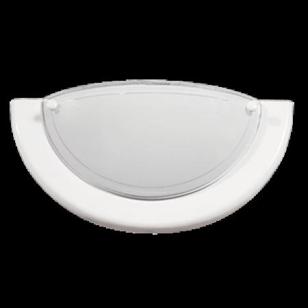 Rábalux Ufo fali lámpa - fehér - 31 cm