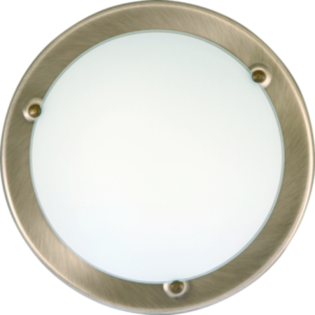 Rábalux Ufo mennyezeti lámpa - bronz - 28,5 cm