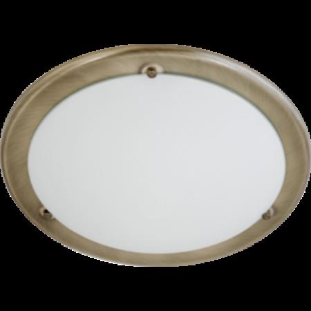 Rábalux Ufo mennyezeti lámpa - bronz - 38 cm