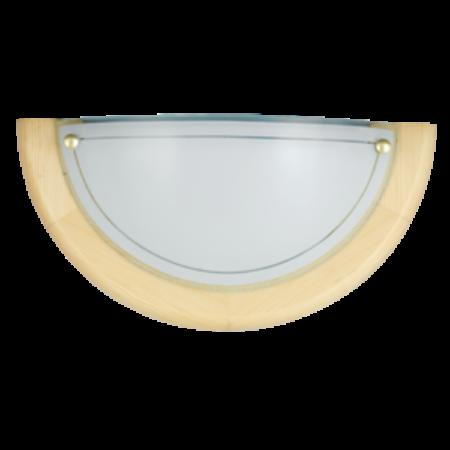 Rábalux Ufo fali lámpa - natúr - 30 cm