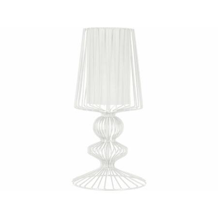 Nowodvorski Aveiro White asztali lámpa - 43 cm