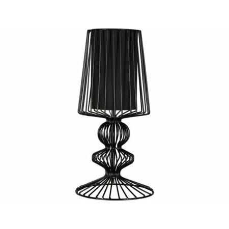 Nowodvorski Aveiro Black asztali lámpa - 43 cm