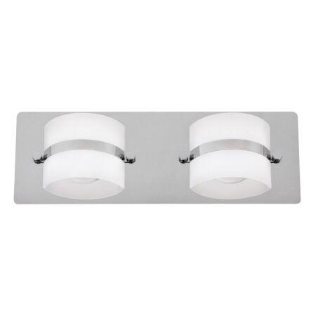 Rábalux Tony LED fürdőszobai fali lámpa - 2 izzós