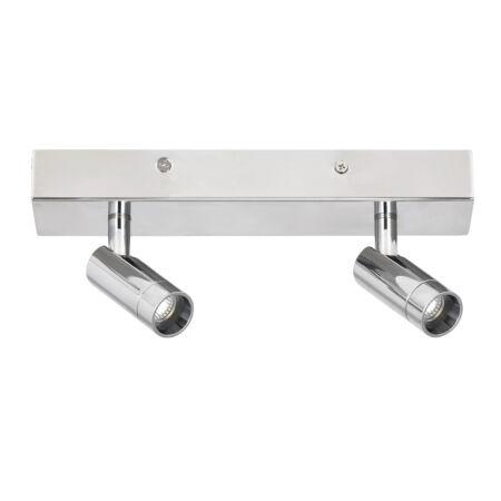 Rábalux George LED fürdőszobai fali lámpa - 2 izzós