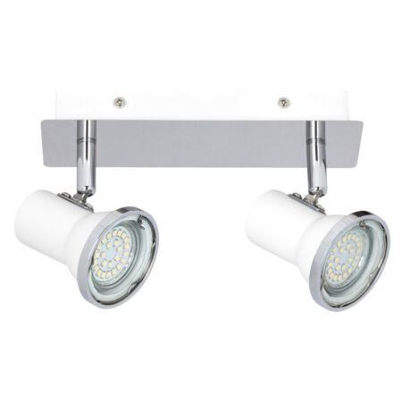 Rábalux Steve LED fürdőszobai fali lámpa - 2 izzós
