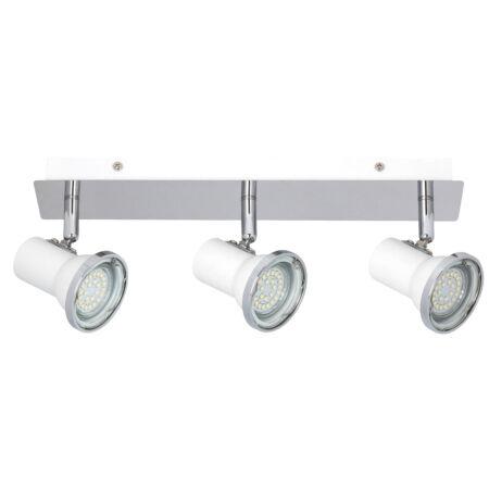 Rábalux Steve LED fürdőszobai fali lámpa - 3 izzós