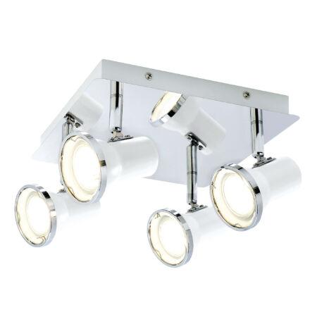 Rábalux Steve LED fürdőszobai mennyezeti lámpa - 4 izzós