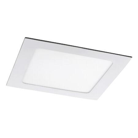 Rábalux Lois LED beépíthető mennyezeti lámpa - szögletes - matt fehér - 12W