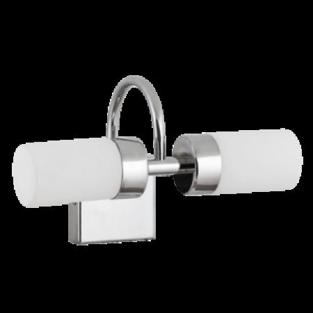 Rábalux Betty LED fürdőszobai 2 izzós falikar- króm
