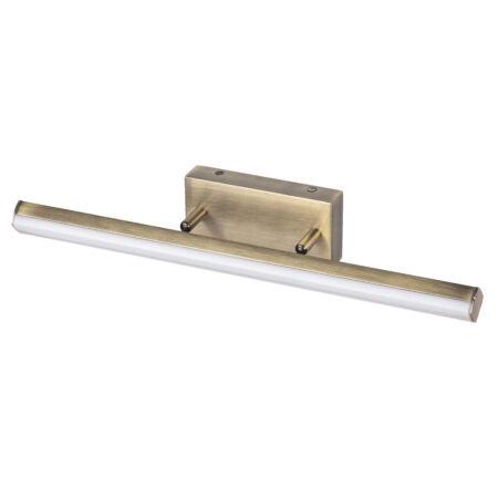 Rábalux Silas LED fürdőszobai fali lámpa - bronz