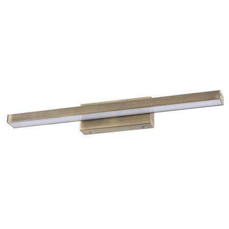 Rábalux John LED fürdőszobai fali lámpa - bronz