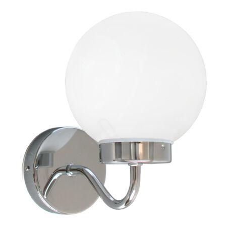 Rábalux Togo fürdőszobai fali lámpa - fehér-króm