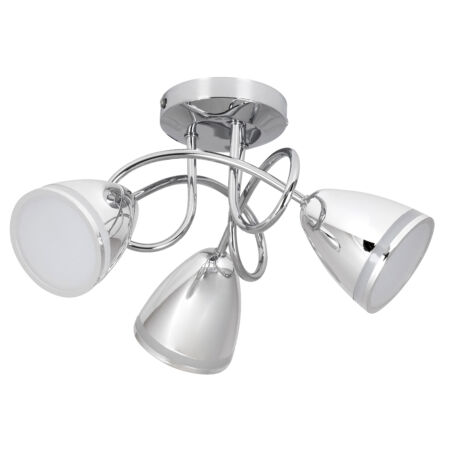 Rábalux Martin LED 3 izzós mennyezeti lámpa