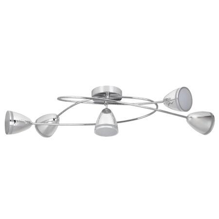 Rábalux Martin LED 5 izzós mennyezeti lámpa