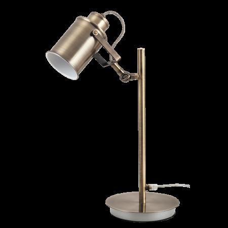 Rábalux Peter asztali lámpa antik bronz