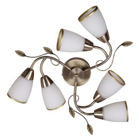 Rábalux Dreambells 6 ágú mennyezeti lámpa