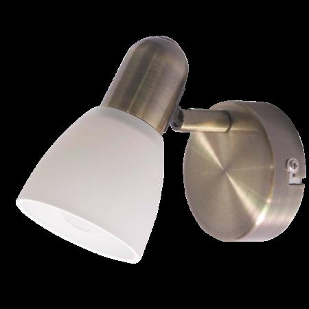 Rábalux Soma fali lámpa - bronz