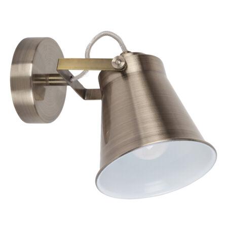 Rábalux Martina fali lámpa - bronz