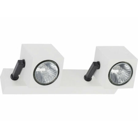 Nowodvorski Cuboid White 2 izzós fali lámpa