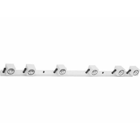 Nowodvorski Cuboid White 6 izzós mennyezeti lámpa