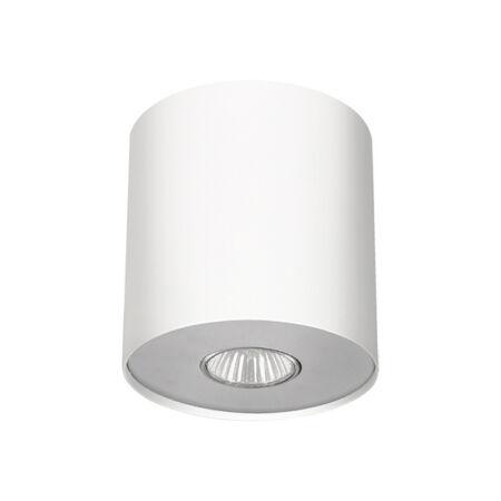 Nowodvorski Point Plexi mennyezeti lámpa - fehér