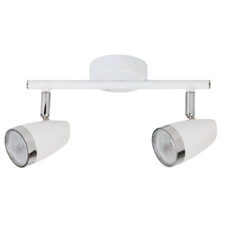 Rábalux Karen LED 2 izzós mennyezeti lámpa - fehér