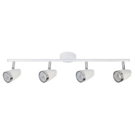 Rábalux Karen LED 4 izzós mennyezeti lámpa - fehér