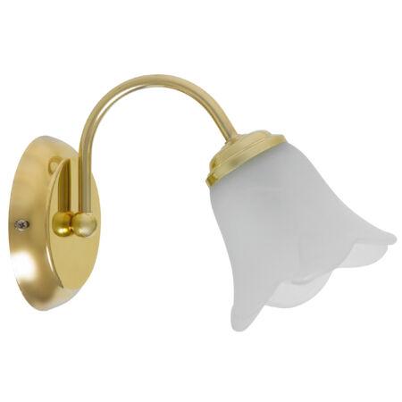 Rábalux Rafaella fali lámpa - arany