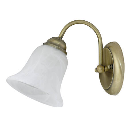 Rábalux Francesca fali lámpa - bronz
