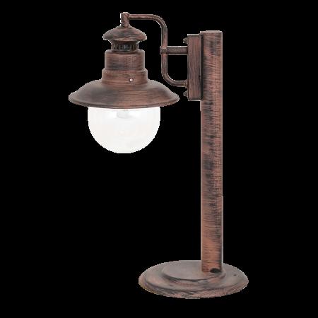Rábalux Odessa kültéri állólámpa - antik barna