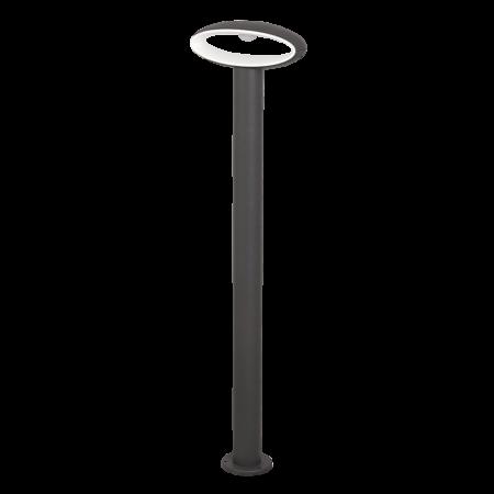 Rábalux Bristol kültéri LED állólámpa - antracit