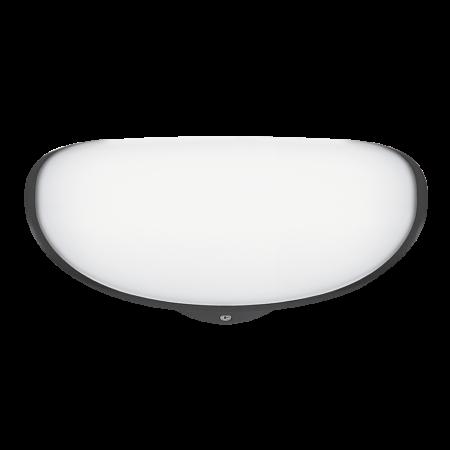 Rábalux Erfurt kültéri LED fali lámpa - antracit