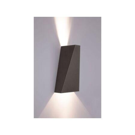 Nowodvorski Narwik Black fali lámpa