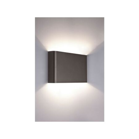 Nowodvorski Haga Graphite fali lámpa