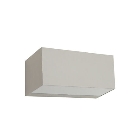 Norlys Asker kültéri fali lámpa - alumínium