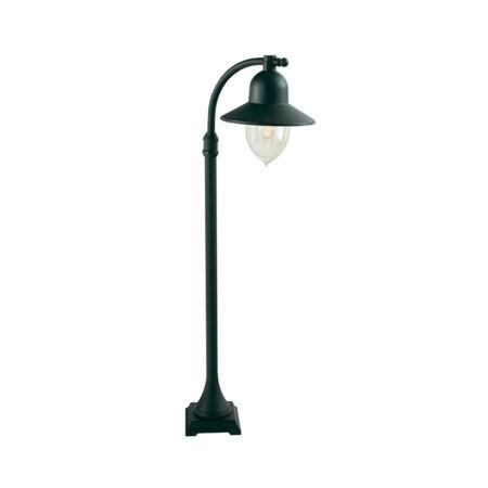 Norlys Como kültéri állólámpa - Fekete árnyalatú