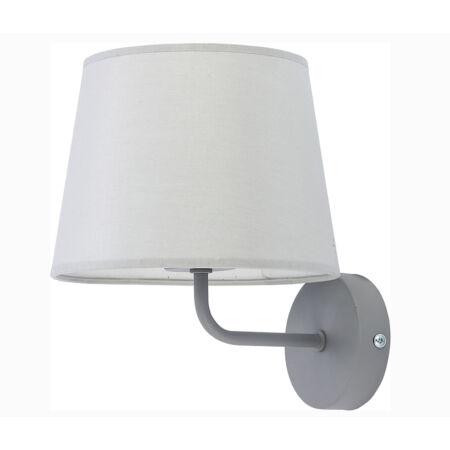 TK Lighting Maja falikar - szürke