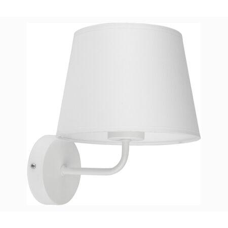 TK Lighting Maja falikar - fehér