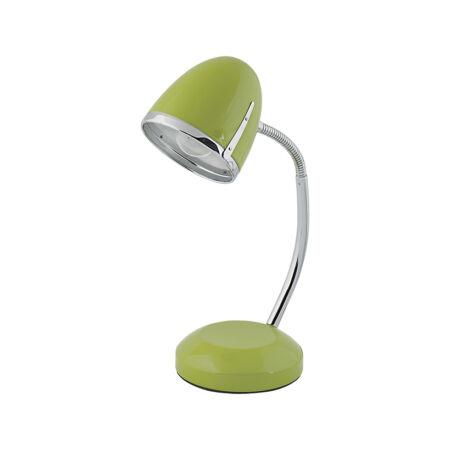 Nowodvorski Pocatello íróasztali lámpa - zöld