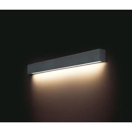 Nowodvorski Straight Wall Graphite fali lámpa