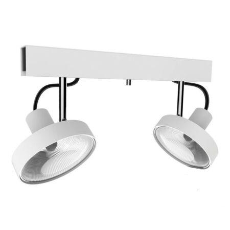 Nowodvorski Cross White spot 2 izzós lámpa