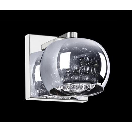 Zuma Crystal fali lámpa