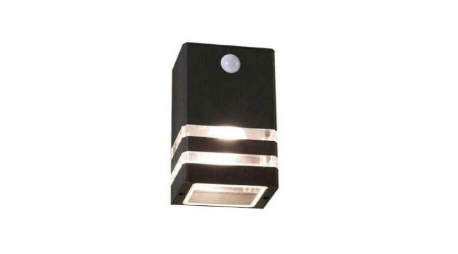 Kültéri lámpa mozgásérzékelővel